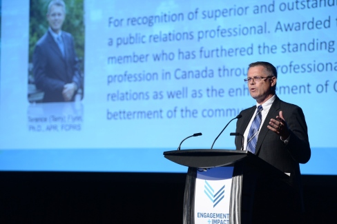 CPRS NATIONAL CONFERENCE ENGAGEMENT+ IMPACT 2015